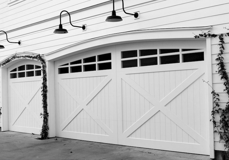 Farmhouse Garage Doors